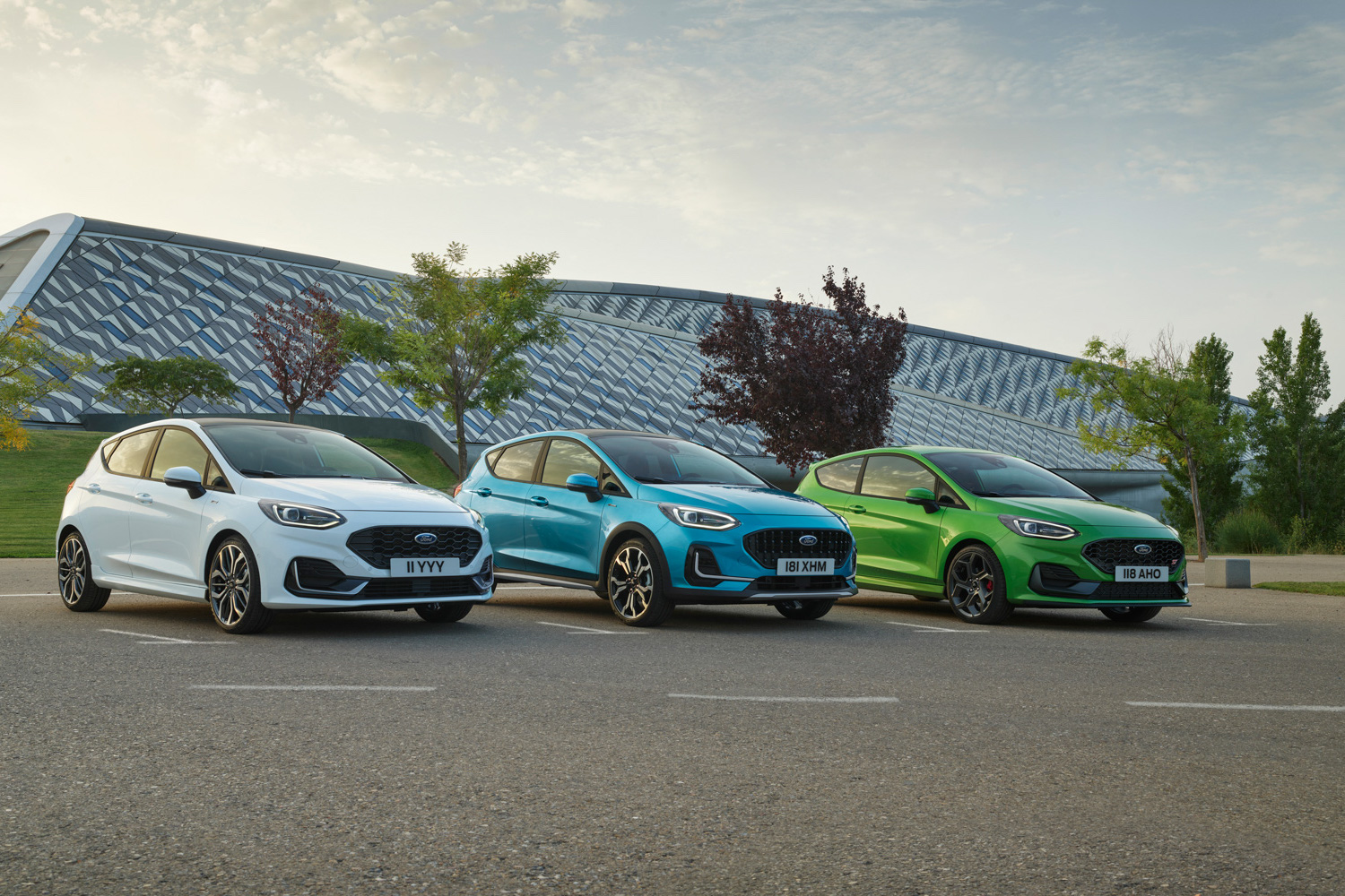 Car News | Ford gives the Fiesta a facelift | CompleteCar.ie