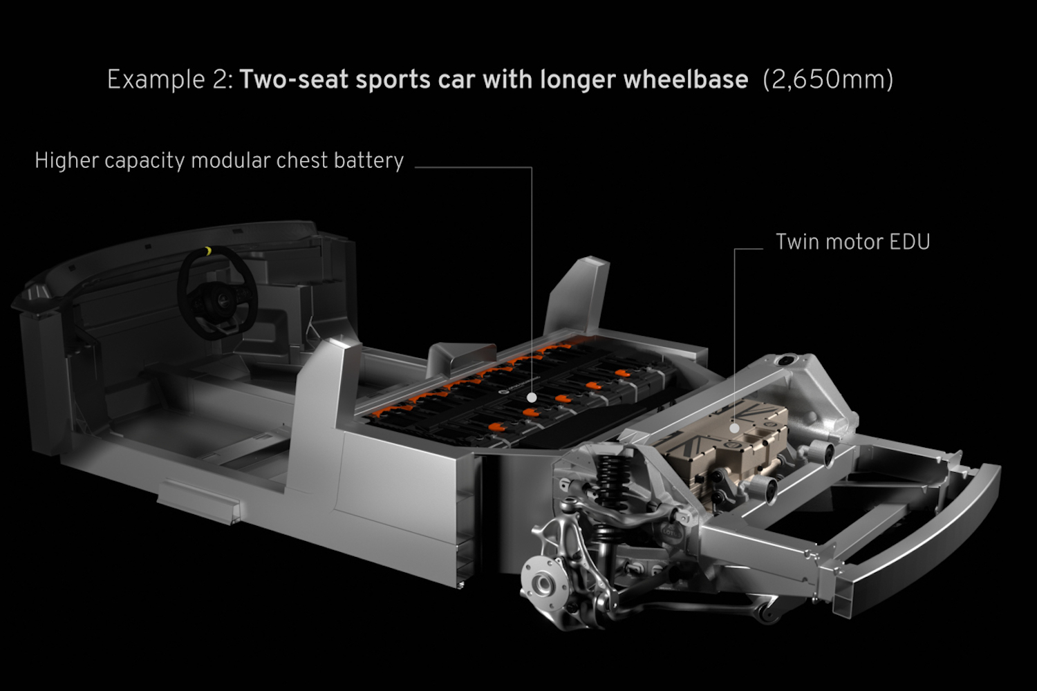 Car News | Lotus reveals latest EV chassis technology | CompleteCar.ie