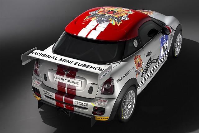 Car News | MINI Coupé racer unveiled | CompleteCar.ie