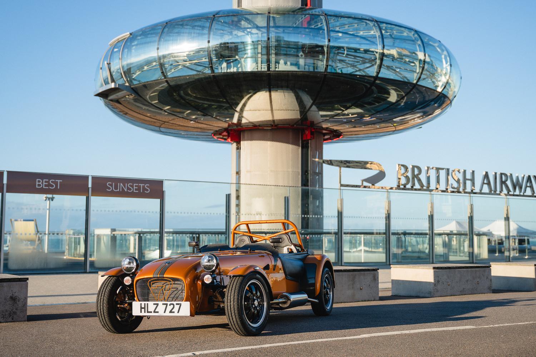 Car News | Compact Caterham's kei car classification | CompleteCar.ie