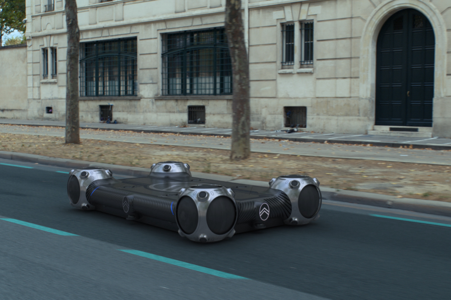 Car News | Citroen's skateboard could revolutionise urban mobility | CompleteCar.ie