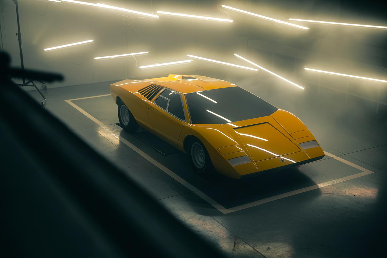 Car News   Lamborghini recreates the original Countach LP500   CompleteCar.ie