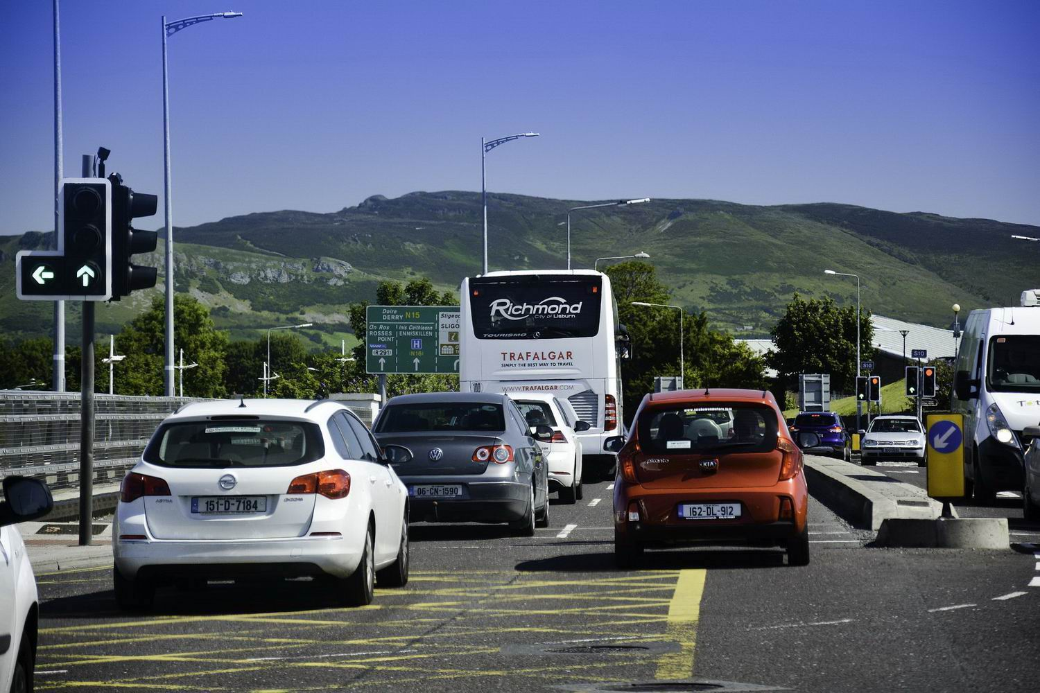 Car News   Roads and cars on the back burner in Government's 2030 plans   CompleteCar.ie
