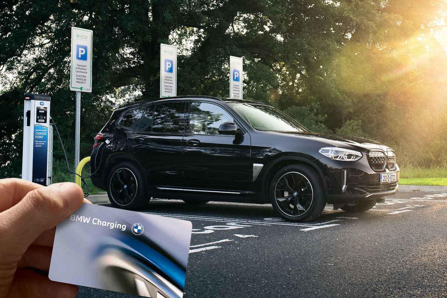 Car News   BMW and MINI Charging launched in Ireland   CompleteCar.ie