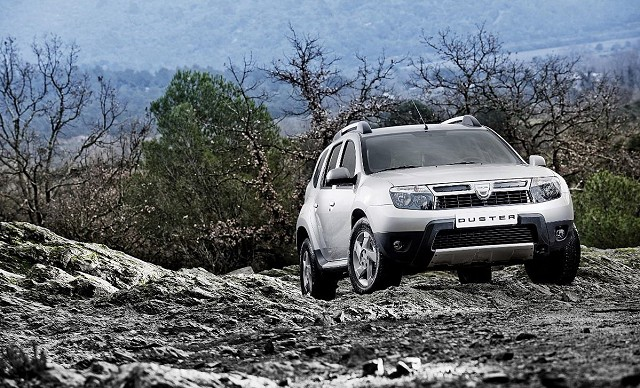 Car News | Dacia Duster confirmed for Ireland | CompleteCar.ie