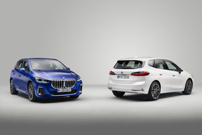 Car News   2022 BMW 2 Series Active Tourer revealed   CompleteCar.ie