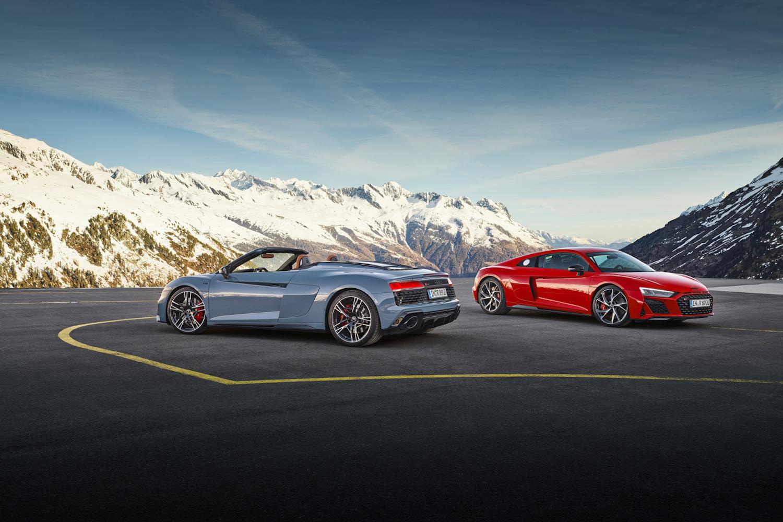 Car News   Audi R8 V10 performance RWD gets more power   CompleteCar.ie
