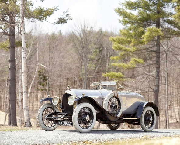 Car News | Oldest Bentley goes to auction | CompleteCar.ie