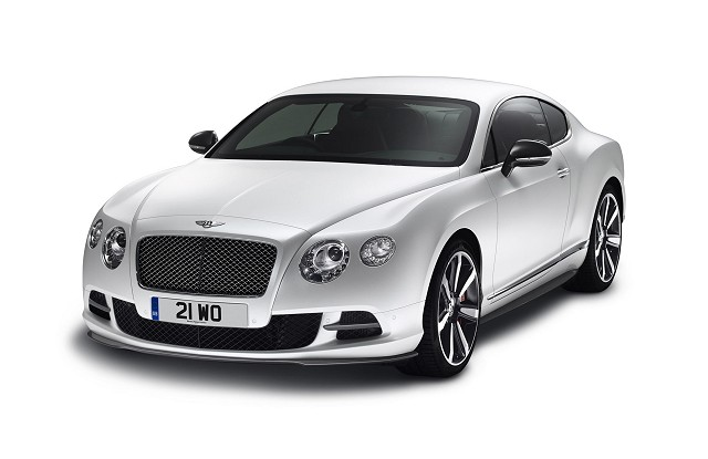 Car News | Official Bentley bling | CompleteCar.ie