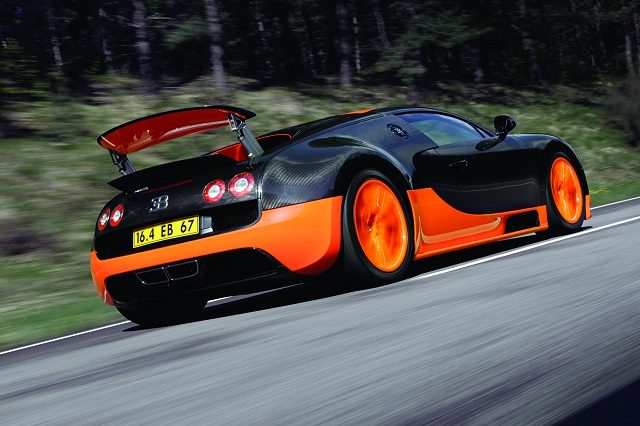 Car News | End of the Bugatti Veyron | CompleteCar.ie