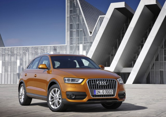 Car News | Audi Q3 to cost from €33,850 | CompleteCar.ie