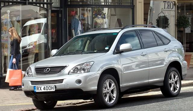 Car News | Lexus Ireland recalls RX 400h | CompleteCar.ie