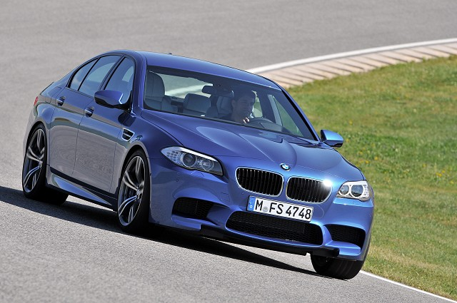 Car News | BMW M5 is fastest saloon at the 'Ring | CompleteCar.ie