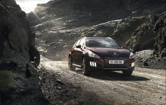 Car News | Peugeot reveals new flagship 508 RXH model | CompleteCar.ie