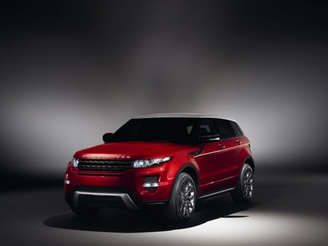 Car News | Range Rover Evoque to cost from €40,975 | CompleteCar.ie