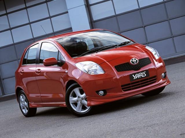 Car News | Recall on 2010/2011 Toyota Yaris | CompleteCar.ie