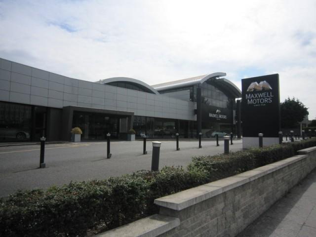 Car News | Frank Keane Holdings Re-opens Maxwell Motors | CompleteCar.ie
