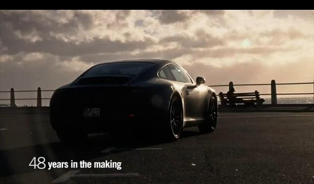 Car News | Porsche previews new 911 | CompleteCar.ie