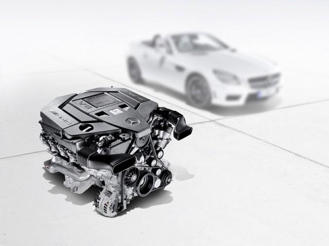 Car News | V8-engined Merc SLK previewed | CompleteCar.ie