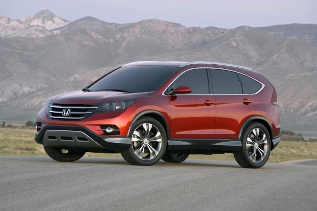 Car News | 2012 Honda CR-V previewed | CompleteCar.ie