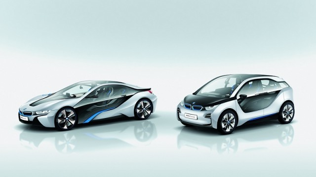 Car News | BMW i3 and i8 previewed | CompleteCar.ie