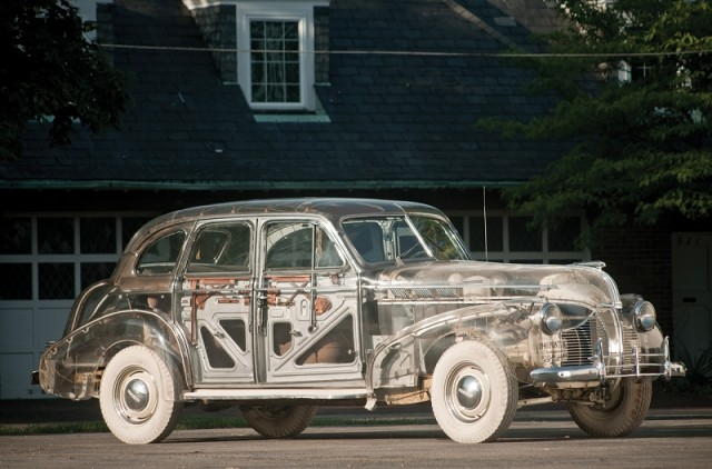 Car News | See-through Pontiac sold for fortune | CompleteCar.ie
