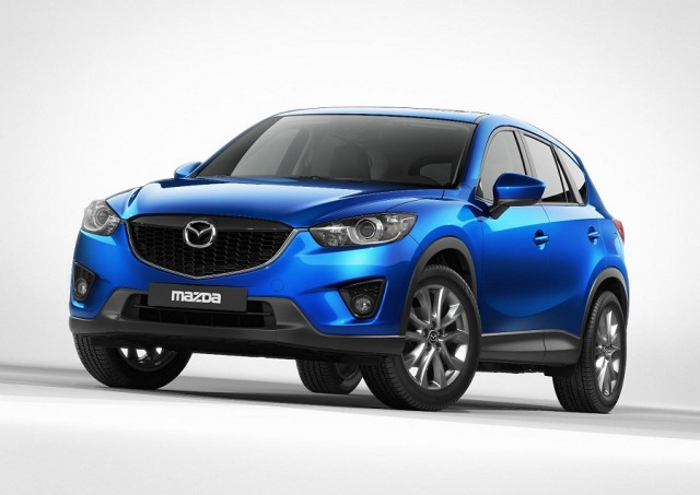 Car News | Mazda CX-5 SUV unveiled | CompleteCar.ie