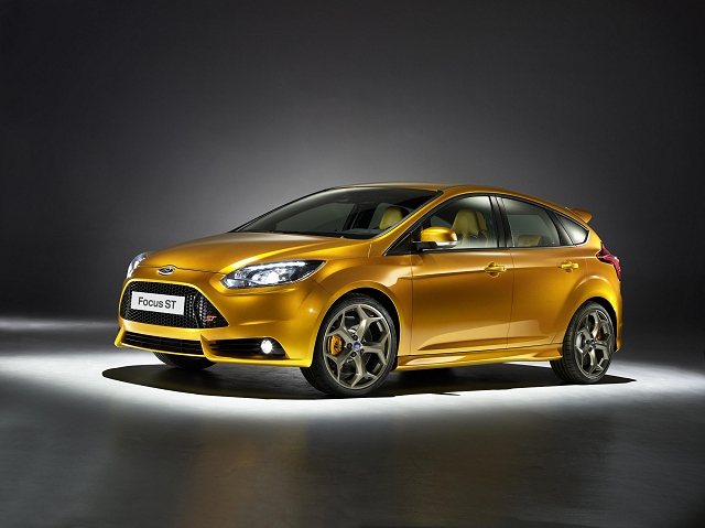 Car News | Focus ST nearly here | CompleteCar.ie