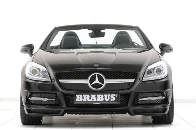 Car News | Merc SLK tuned by Brabus | CompleteCar.ie