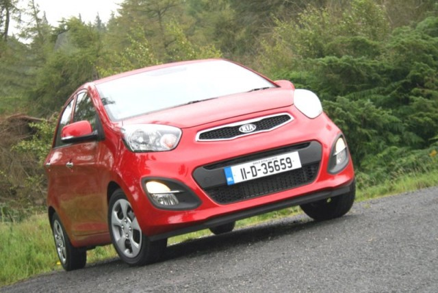 Car News | New Kia Picanto to start from €11,495 | CompleteCar.ie