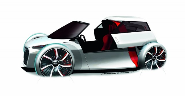 Car News | New Audi urban concept | CompleteCar.ie
