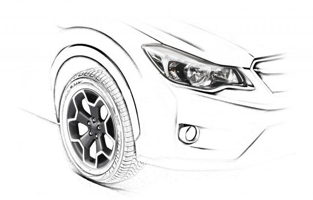 Car News | Subaru's Qashqai rival | CompleteCar.ie