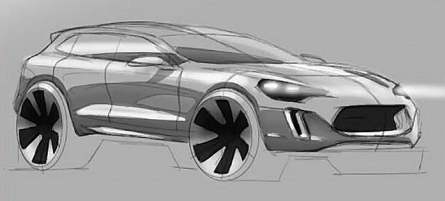 Car News | Mystery car maker appears | CompleteCar.ie