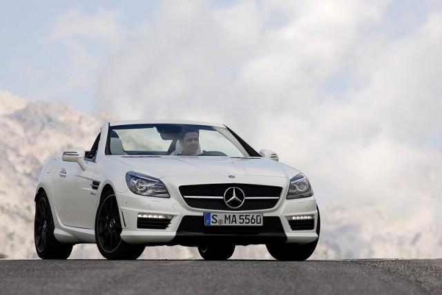 Car News | New AMG SLK unveiled | CompleteCar.ie