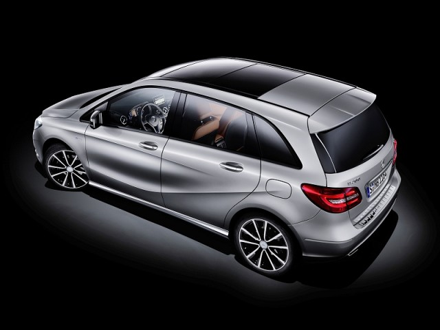 Car News   All-new Merc B-Class uncovered   CompleteCar.ie