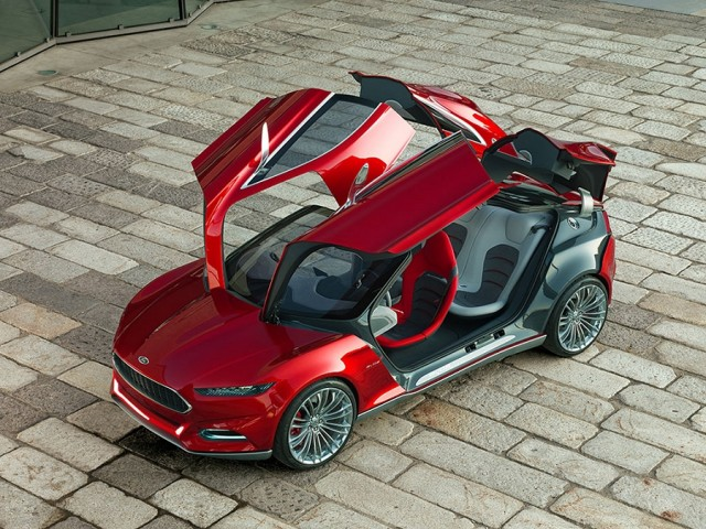 Car News   Stunning Ford Evos concept unveiled   CompleteCar.ie
