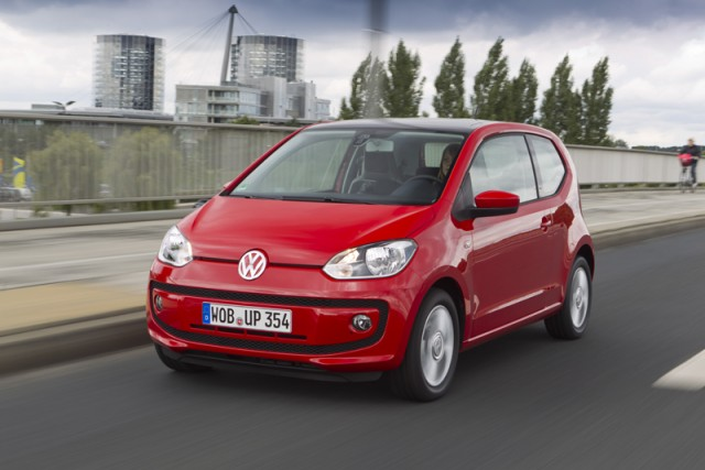 Car News | Volkswagen up! to cost from €10,800 | CompleteCar.ie