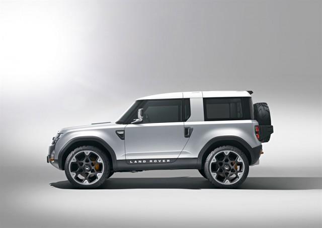 Car News | New Landie previewed | CompleteCar.ie
