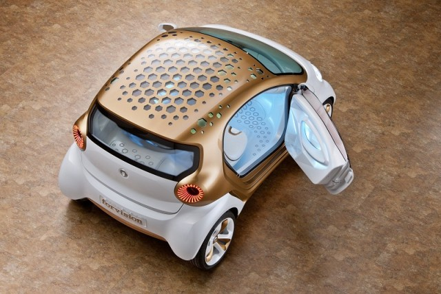 Car News | New smart concept packed with tech | CompleteCar.ie