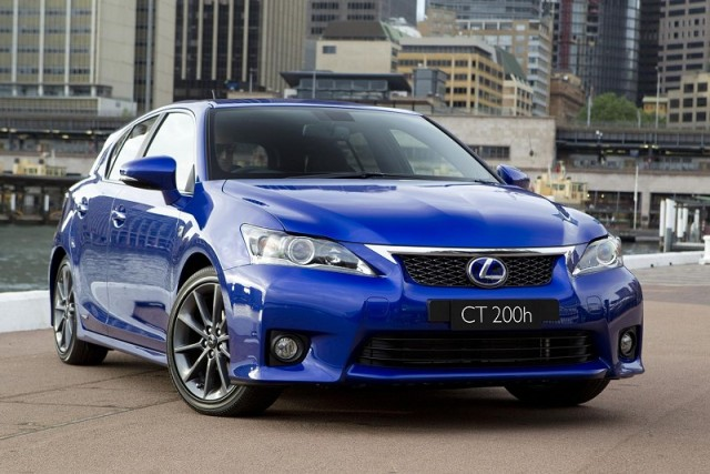 Car News | New GS and fancy CT from Lexus | CompleteCar.ie