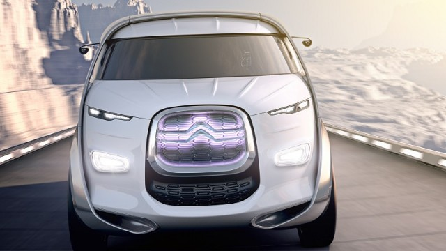 Car News | Funky Citroen Tubik revealed | CompleteCar.ie