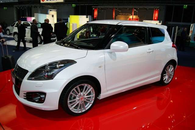 Car News | Hot Suzuki may come to Ireland | CompleteCar.ie