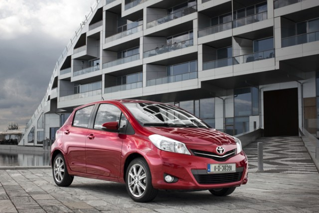 Car News | Toyota launches new Yaris in Ireland | CompleteCar.ie