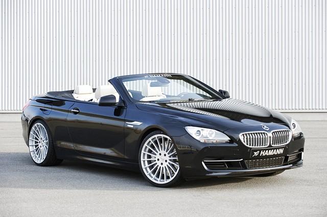 Car News | Frankfurt Motor Show 2011: Hamann BMW 6 Series cabriolet | CompleteCar.ie