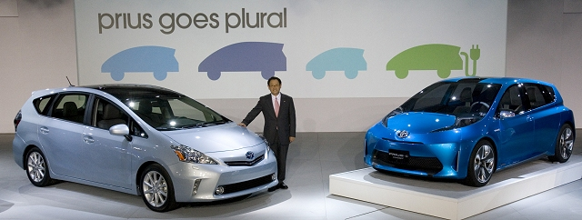 Car News | Toyota expands the Prius family for even greener family motoring. | CompleteCar.ie
