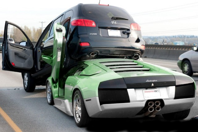 Car News | Green coloured vehicles are at a higher risk | CompleteCar.ie