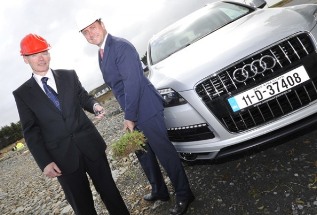 Car News | Audi Waterford Announce €6m Investment in new showroom | CompleteCar.ie