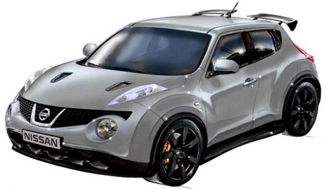 Car News   Nissan to unveil 'Super Juke'   CompleteCar.ie