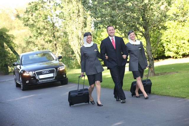 Car News   Fly to Abu Dhabi with Etihad and get an Audi A4   CompleteCar.ie