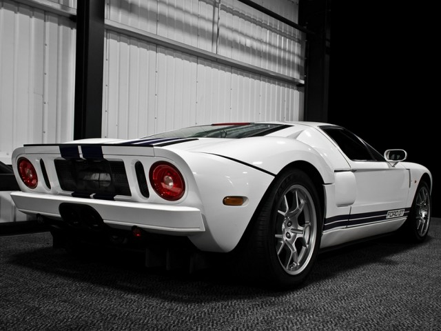 Car News   Buy Button's Ford GT   CompleteCar.ie